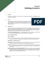 Part 8-Chap 3 Building Acoustics