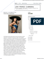 Oswaldo Perez Cabrera_ Entrevista a Lila Downs