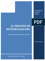 La Nixtamalizacon