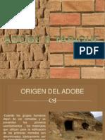 Adobe y Tabique