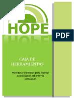 GUÍA HOPE PARA ORIENT LABORAL