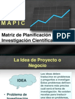 PRESENTACION MAPIC