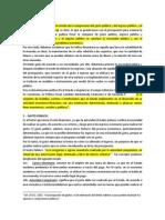 POLÍTICA FISCAL-presupuesto