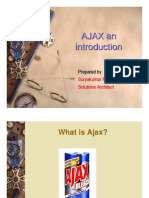 Session 1 - AJAX - A Synchronous Java Script and XML