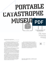 The Portable Catastrophe Museum.