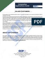CCP Composites Cookbook