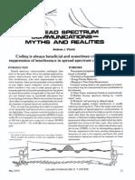 Myth and realities