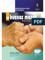Manual Cuidados de Adulto Mayor Postrado INP