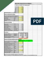 Planilla Calculo Fundaciones Metodo Sultzberger