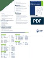 Plan de Estudios Terapia Funcional