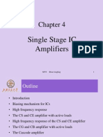 Chapter_4single Stage IC Amplifier(for IT Class)