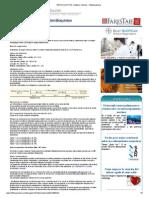 RETICULOCITOS -Análisis Clínicos - Infobioquímica