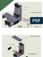 Mini Mill Assembly Drawings-2009