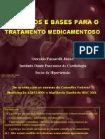 PrincipiosBases Tratamento Medic Amen to So Hipertensao