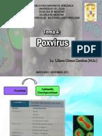 Tema 4 Poxvirus
