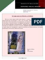 A Fin Newsletter 1