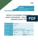 D2 - InfoSys110