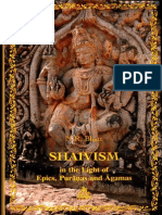 Shaivism in the Light of Epics Puranas and Agamas N.R. Bhatt