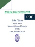 (19) Internal Convection