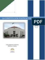 La Constitucion Politica y Sus Reformas(2013) - Nicaragua