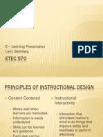 etec 570 elearningpresentation steinberg