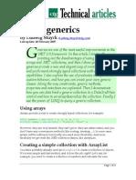 CTG Articles Generics