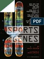 Sports Illustrated Epstein Sports Genes 2010