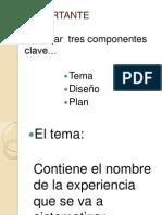 4. PLAN DE SISTEMATIZACIÓN