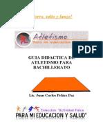 Libro Guia Didactica de Atletismo