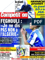 Edition du 04 octobre 2009