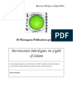 Revisionist Ideologies in Light of Islam