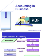 Chapter _ 1 Accounting in Business