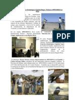 Amigos Del COCN Visitaron APECOINCA - PERUred