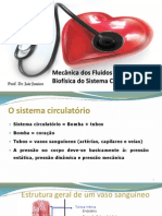 JAIR - Biofísica do Sistema Circulatório