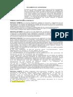 Corrección al Reglamento Copropiedad General Jofre 330