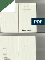 Lecciones de Política. Dr. Patricio E. Marcos