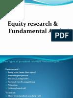 Fundamental Research 1