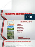 Presentacion Reservas Territoriales Equipo 4