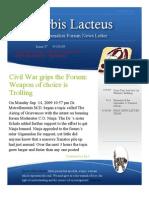 Orbis lacteus Newsletter1
