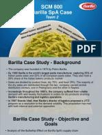 barilla spa assignment inventory supply chain barilla spa case