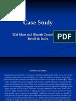 Case Study-Bharti Walmart