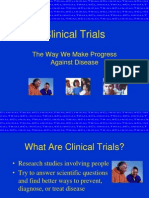 Progress Against Disease Advanced