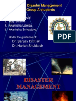 disaster management.ppt