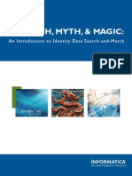 The Math, Myth and Magic - An Introduction to Identity Data Search-And-Match (Informatica, 2008)