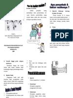 Leaflet CA Ovarium
