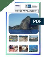 O Rio de Janeiro Pesca - Relatório FIPERJ 2007