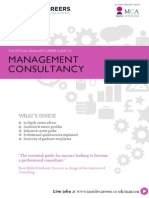 Management Consultancy 201213