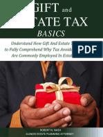 Gift and Estate Tax Basics
