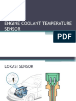 Engine Coolant Temperature Sensor