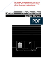 cummins onan yd series 4 5 to 30 0 kw generator service repair manual instant download